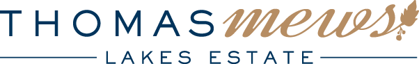 Thomas Mews Lakes Estate Logo